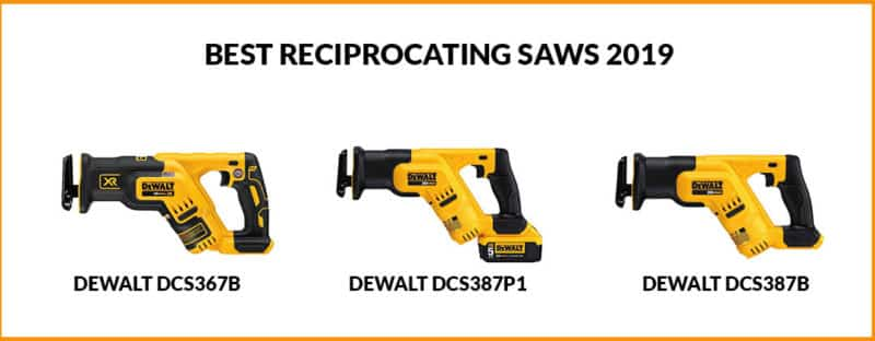 Best Reciprocating Saw in 2019