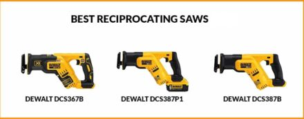 Best Reciprocating Saw