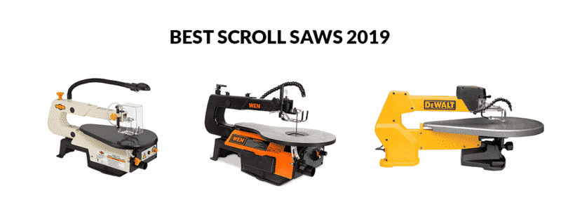 Best Scroll Saw 2019 to Cut Intricate Curves & Joints