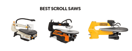 Best Scroll Saw to Cut Intricate Curves & Joints