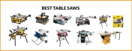 10 Best Table Saws Review