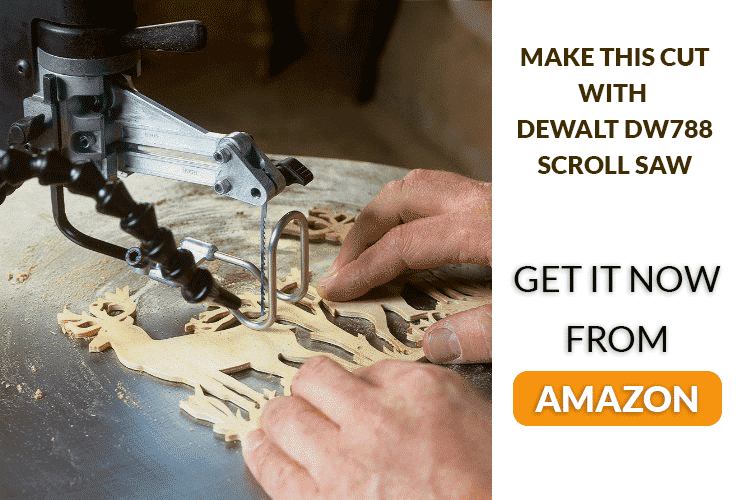 DEWALT-DW788 Scroll saw
