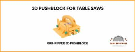 GRR-RIPPER 3D Pushblock – Best Push block