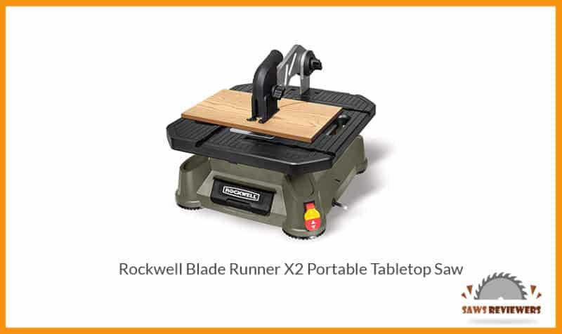 Rockwell Blade Runner X2 Table Saw Review