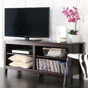 Classic Wood TV Stand