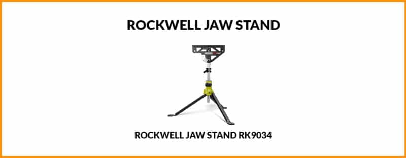 Rockwell Jaw Stand RK9034 Review