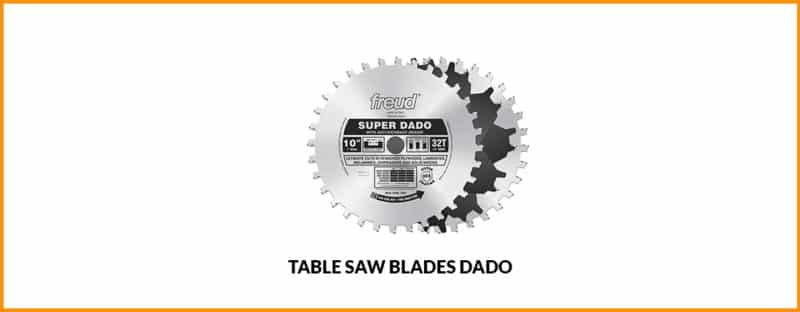 Freud's table saw blades dado Review 2020