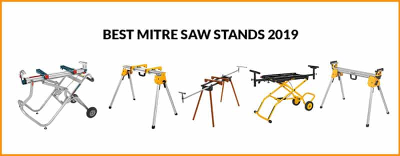 Best miter saw stands 2019
