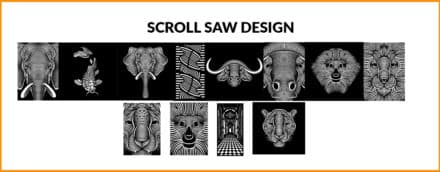 Artwork for Scroll saw