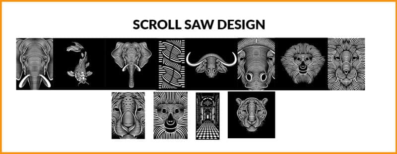 Artwork for Scroll saw (updated 14 May 2019)